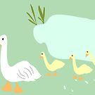 All my Ducks in a Row by southerlydesign
