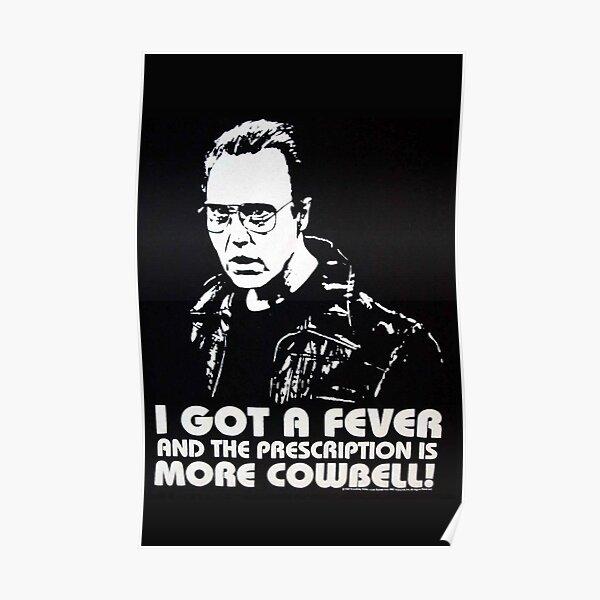 I Got A Fever Poster