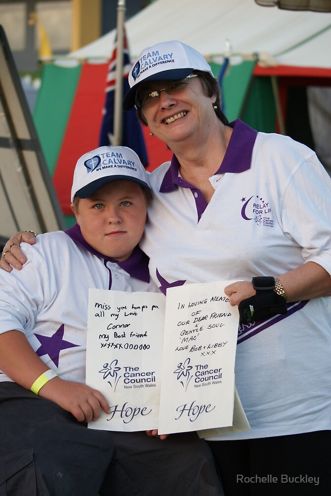 Relay For Life by Rochelle Buckley