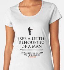 Funny Mango Tshirt Women's Premium T-Shirt