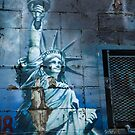 TARNISHED LIBERTY by Theresa Tahara