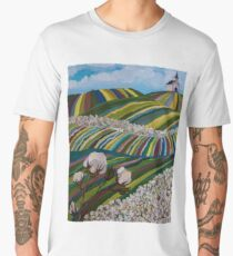 Southern Glory (Tennessee Cotton Field) Men's Premium T-Shirt