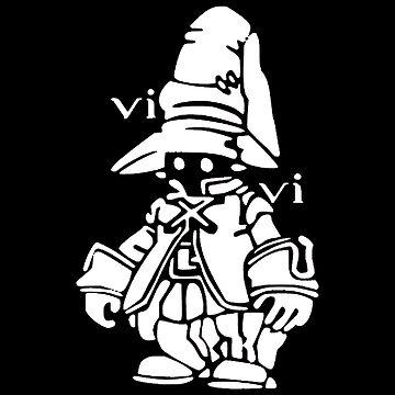 Vivi Ornitier - Final Fantasy IX by OtakuPapercraft