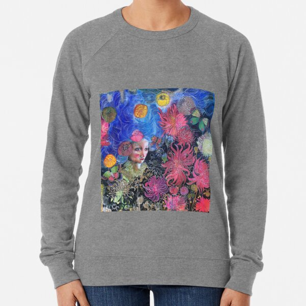 To Live Most Fully, To Love Most Fully Lightweight Sweatshirt