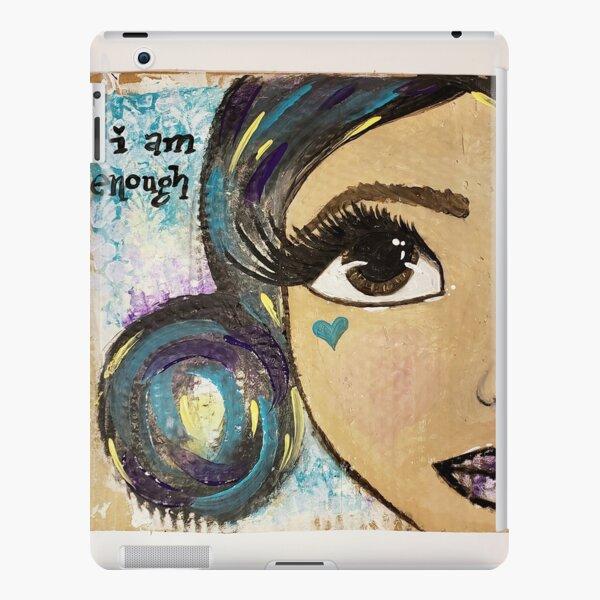 I am enough Goddess iPad Snap Case