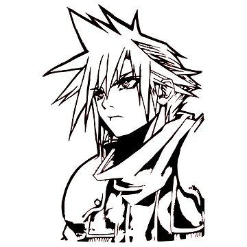 Cloud Strife - Final Fantasy VII by OtakuPapercraft