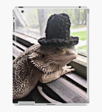 Portrait of the Smaug in a Top Hat, 2016 iPad Case/Skin