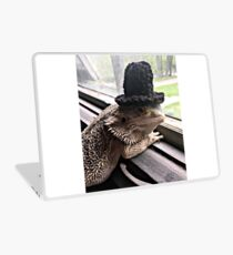 Portrait of the Smaug in a Top Hat, 2016 Laptop Skin