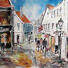 Norway-Stavanger-Towards Torget  by Ballet Dance-Artist