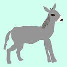 Donkey by southerlydesign