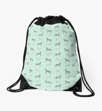 Donkey Drawstring Bag