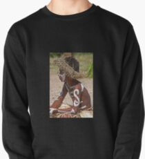 Young Dancer in Fiji Pullover