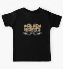 Vegas Golden Knights (Golden Misfits Kids) Kids Tee