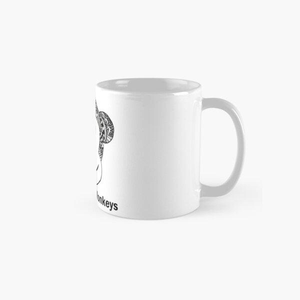 Release the Monkeys! Classic Mug