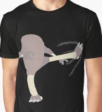 HITMONLEE High Kick Graphic T-Shirt
