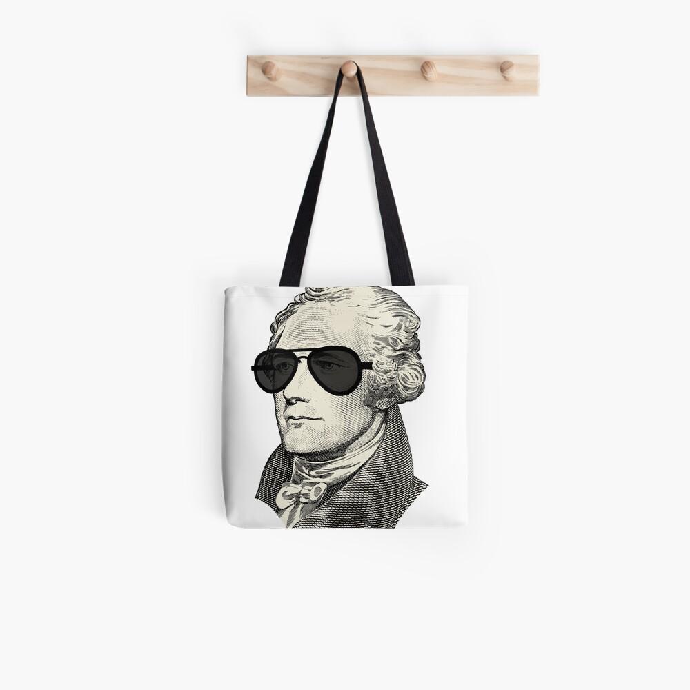 Alexander Hamilton Bolsa de tela