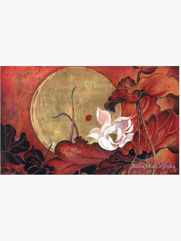 """""""Moonlight Lullaby"""" aus der Serie """"Im Lotusland"""" von AnnaHannahArt"""