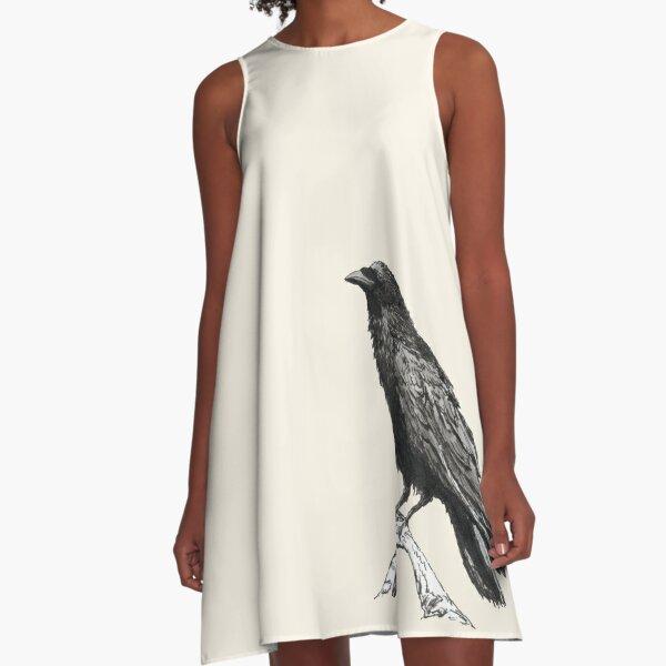 Raven M A-Line Dress