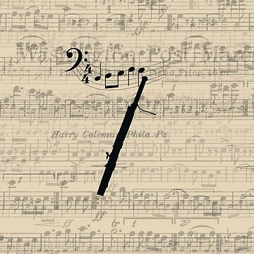 Bassoon by sophiaz