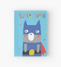 Super-Duper Hero Hardcover Journal