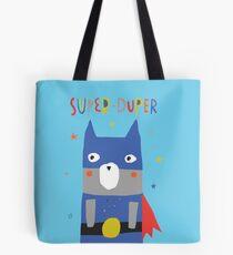 Super-Duper Hero Tote bag