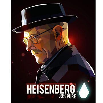 Heisenberg by ibrahimGhd