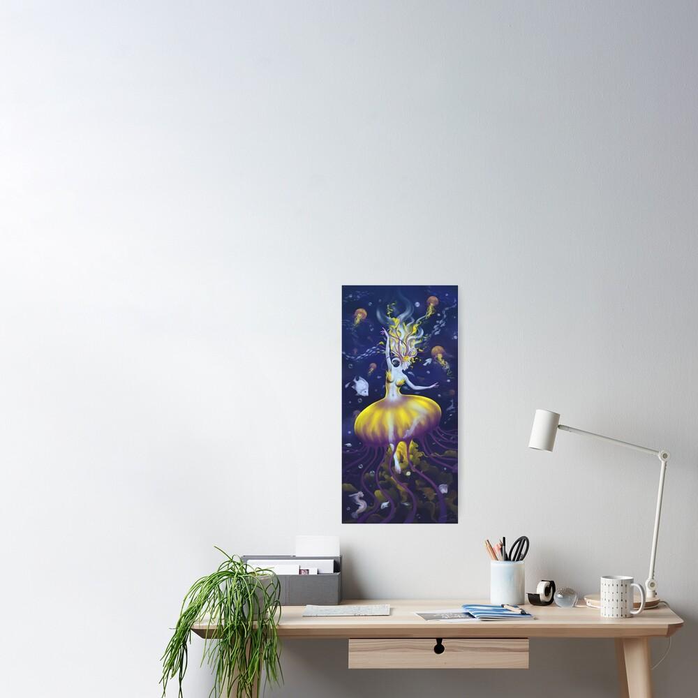Sea Dancer Poster