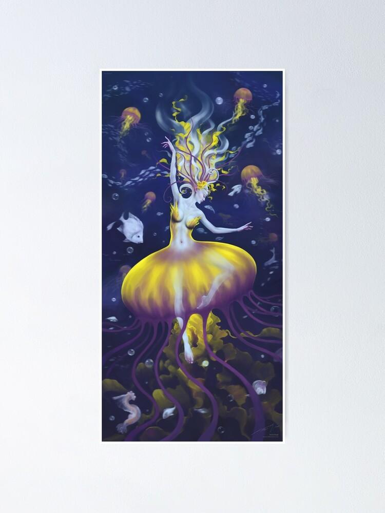 Alternate view of Sea Dancer Poster