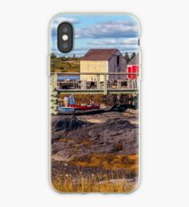 Low Tide at Blue Rocks 05 iPhone Case