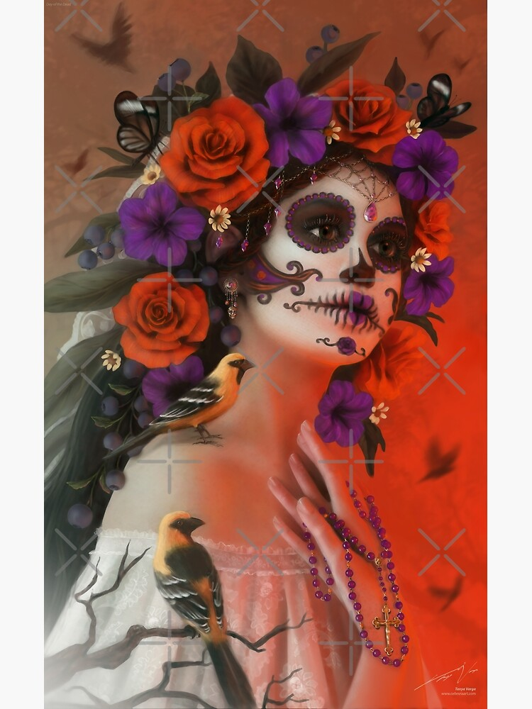 Day of the Dead by Cellesria