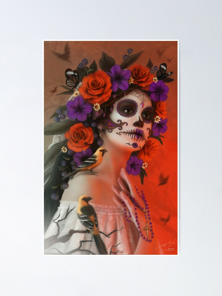 Alternate view of Day of the Dead Poster