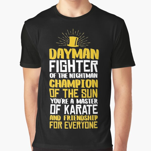 DAYMAN! Champion of the Sun! Graphic T-Shirt