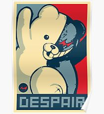 Monokuma: Vote for Ultimate Despair Poster