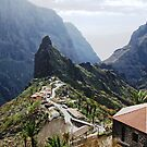 Masca Village Tenerife by colourfreestyle