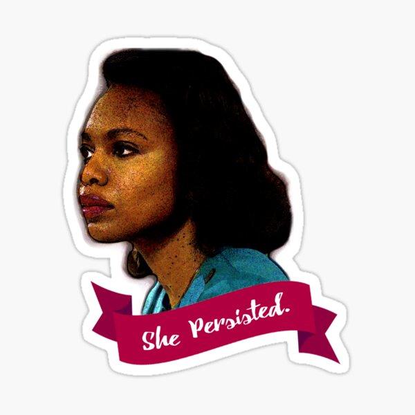 Anita Hill Pop Art Sticker