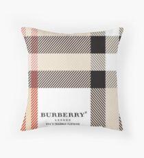burberry Throw Pillow