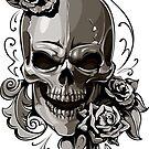 Skull VIII by matheusfiorino