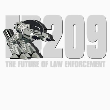 ED209 by limey57