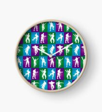 Fortnite Dances - color Clock