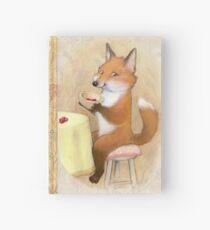 Fox Loves Berries Hardcover Journal
