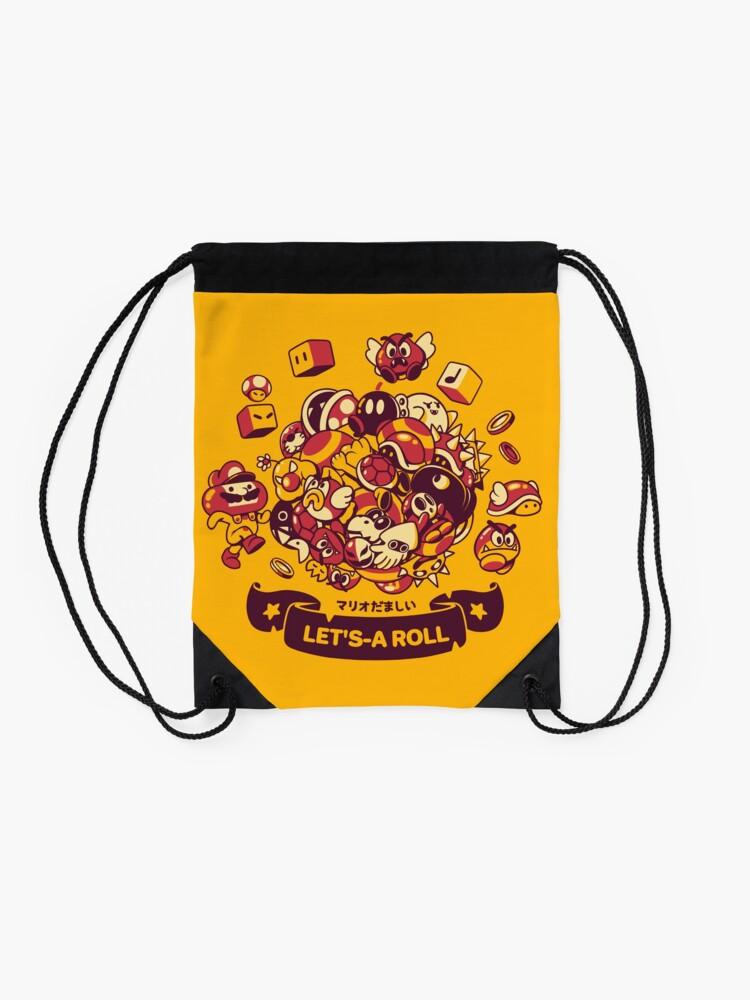 Alternate view of Katamario Drawstring Bag