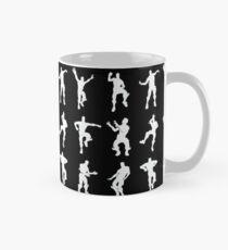 Fortnite Dances - black Mug