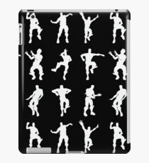 Fortnite Dances - black iPad Case/Skin