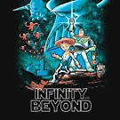 To infinity and beyond by trheewood
