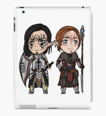 Xander and Evie iPad Case/Skin