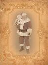 Santa by Colleen Drew