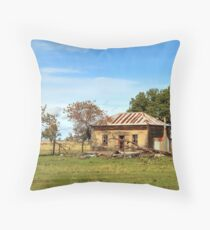 In Retirement ... Throw Pillow