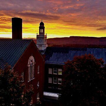 New Paltz Sunset by danimariex