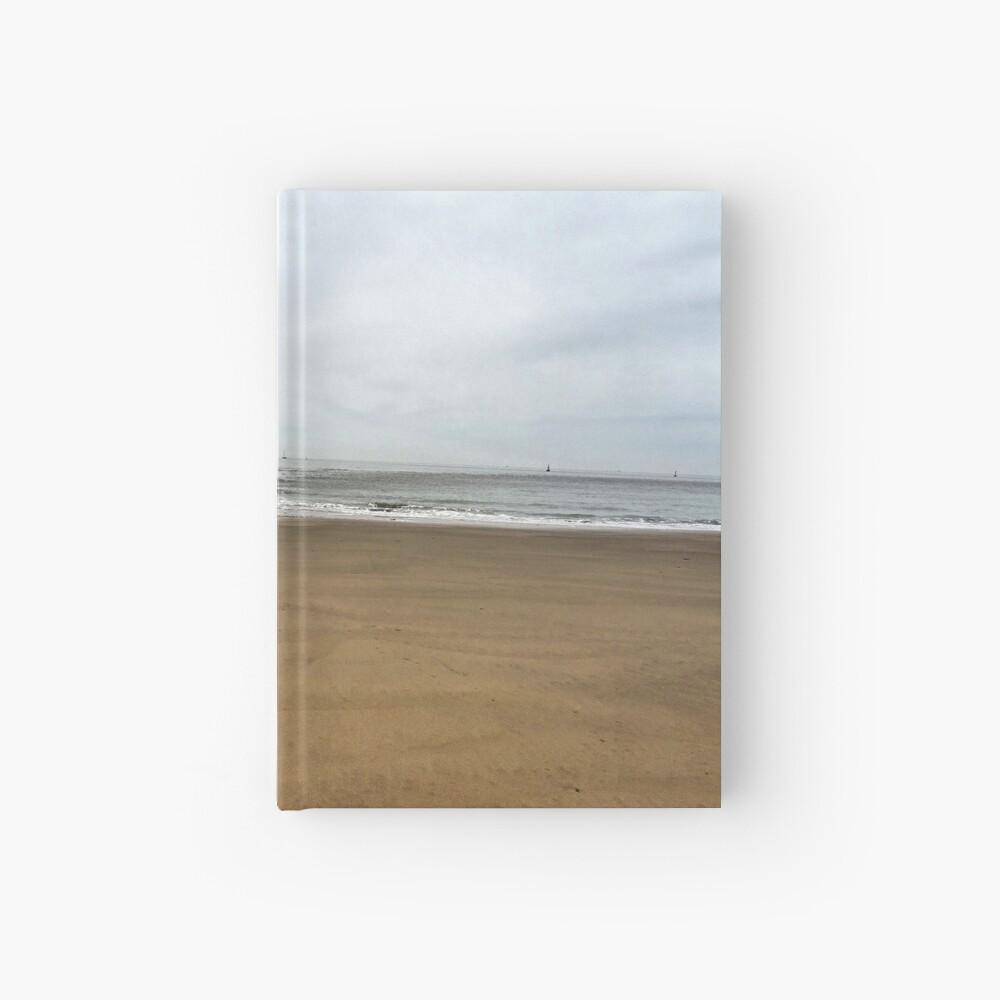Morning sands Hardcover Journal