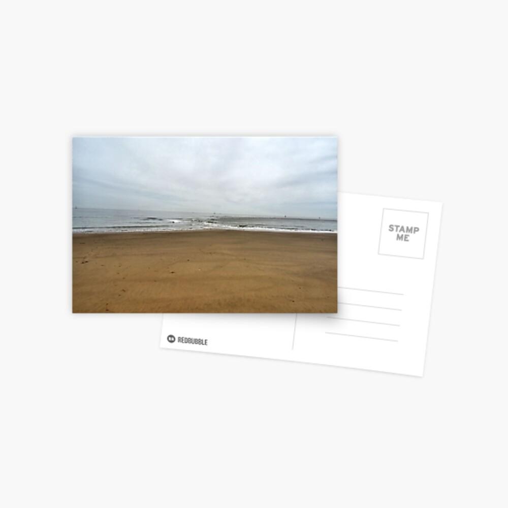 Morning sands Postcard
